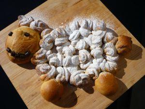 Recette Brioche à la vanille en forme de mouton {Pâques}
