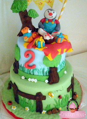 Recette Faire un gâteau en Pâte à sucre, quand et par quoi commencer