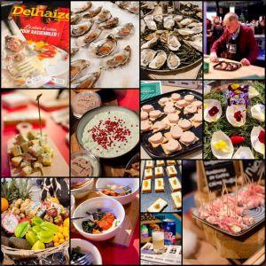 Recette Delhaize Food Show