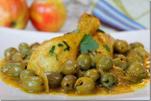 Recette Poulet aux olives ???? ????????