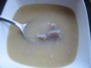 Recette Soupe blanche au mouton(recette Turque)