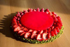 Recette Tarte fraise