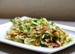 Recette Salade alcaline de 3 crudités : simple et pleine d'atouts santé