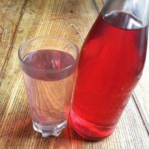 Recette Préparer du sirop de rose maison