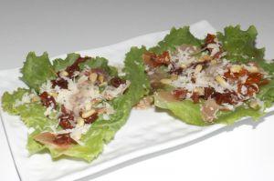Recette Salade composée à l'italienne