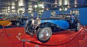 Recette Sortie du week end sur Mulhouse au Musée de l'Automobile : Jouer pour un jouet 2013