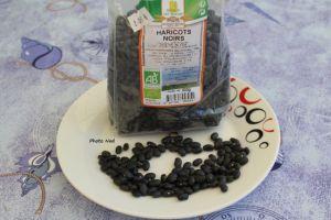 Recette Haricots secs : Noirs