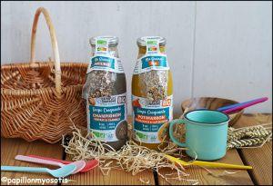 Recette Soupes croquantes bio la popote compagnie [#madeinfrance #lapopotecompagnie #bio #healthy #foodtech]