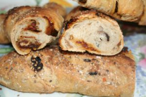 Recette Derniers pains de 30 à 52, pains Paillasson et pains pétris
