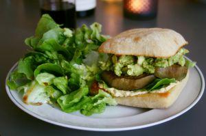 Recette Hamburger vegan