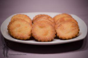 Recette Sablés au camembert