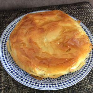 Recette Pastilla au poulet (à ma façon)