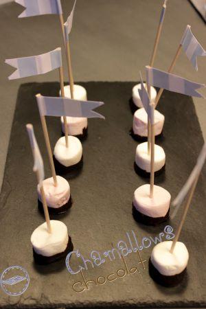 Recette Chamallows chocolat