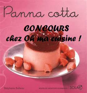 Recette Panna cotta chamallows