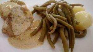Recette Filet mignon de porc sauce raclette