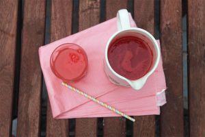 Recette Pink lemonade à la pastèque