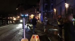 Recette Göteborg (Suède) : une vingtaine d'individus masqués ont lancé des cocktails molotov sur une synagogue, des étudiants juifs se trouvaient à l'intérieur