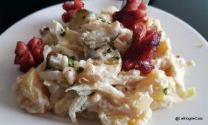 Recette Salade endives-pommes de terre au yaourt grecque