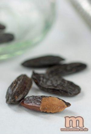 Recette Choux chocolat - fêve de Tonka