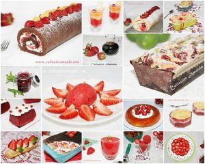 Recette À la fraise