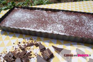 Recette Tarte Chocolat Fève Tonka