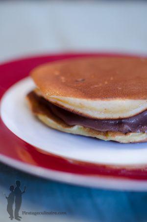 Recette Dorayakis au Nutella®