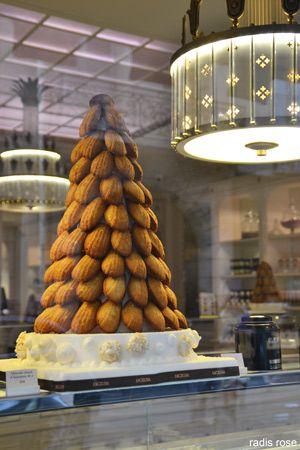 Recette Gourmande rue du Bac à Paris