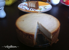 Recette Cheesecake sans fromage frais