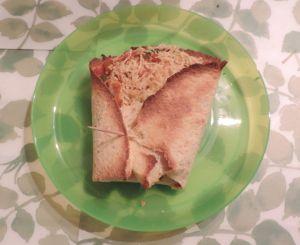 Recette S enchiladas vegan