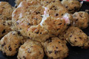 Recette XXL Cookies Oreo Chamallow