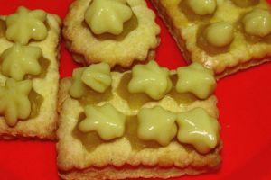 Recette Sables citronnes