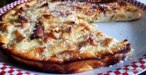 Recette Tarte aux pommes, farine de coco et ricotta (recette ig bas, low carb, sans gluten)