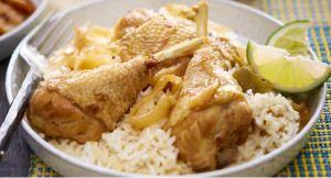 Recette Yassa au poulet