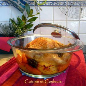 Recette One pot poulet et sa cuisine des restes
