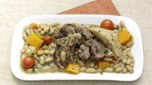 Recette Ragoût de mouton aux haricots blancs