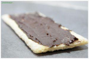 Recette Nutella maison pâte à tartiner sans sucre