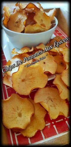 Recette Chips De Pommes Aux Epices