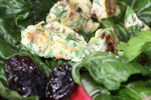 Recette Croquettes chlorophylles ou croquettes façon Pounti
