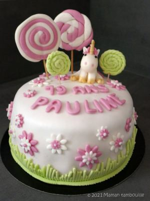 Recette Layer cake aux framboises