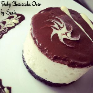 Recette Baby Cheesecake Oreo