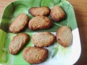 Recette Biscuits roses aux amandes, mais pas roses