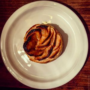 Recette Juste des pommes – Comme un gâteau, sans pâte