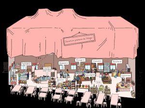 Recette Douze, un nouveau Food Court à Reuilly Diderot