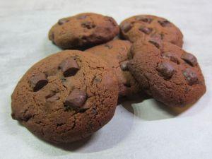 Recette Cookies chocolat café