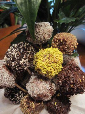 Recette Cake Pops / Cakes Pops