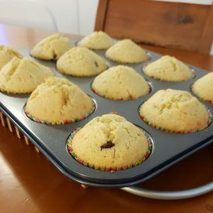 Recette Muffin gonflés et moelleux
