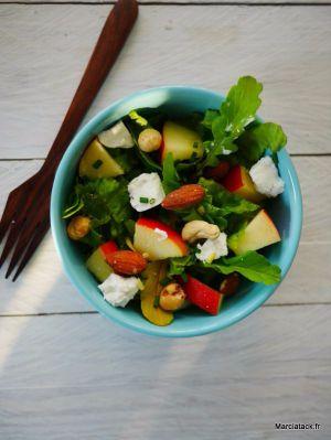 Recette Salade croquante