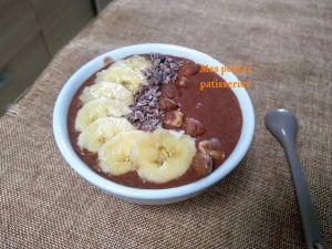 Recette Chia pudding