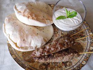 Recette Köfte de mouton à la menthe et sauce blanche turque