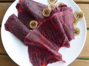 Recette Cuirs de fruit (sans sucre ajouté)